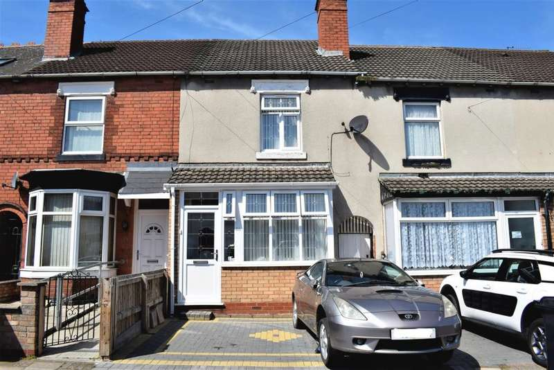 3 Bedrooms Terraced House for sale in Rogers Road, Ward End, B8