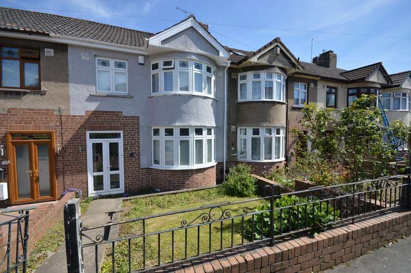 4 Bedrooms Terraced House for sale in Warrington Road, Brislington, BS4