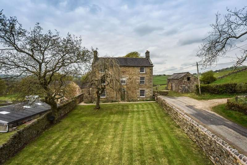 5 Bedrooms Farm House Character Property for sale in The Brund, Sheen, Buxton
