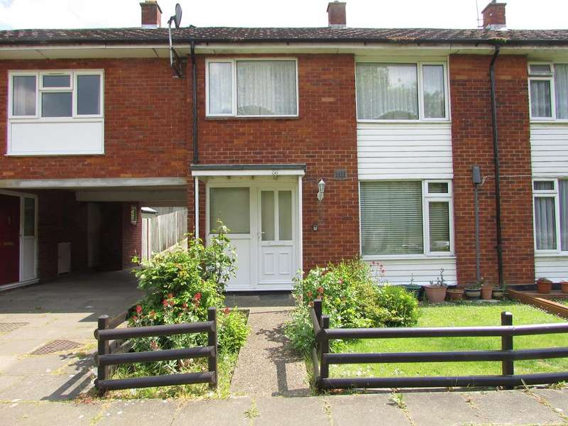 3 Bedrooms End Of Terrace House for sale in Silam Road, Stevenage SG1