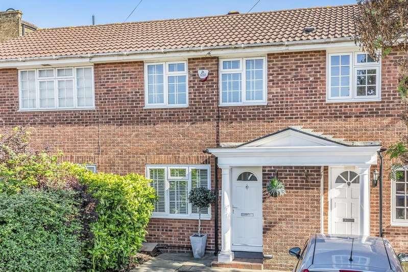 1 Bedroom Terraced House for sale in Albert Road London SE9