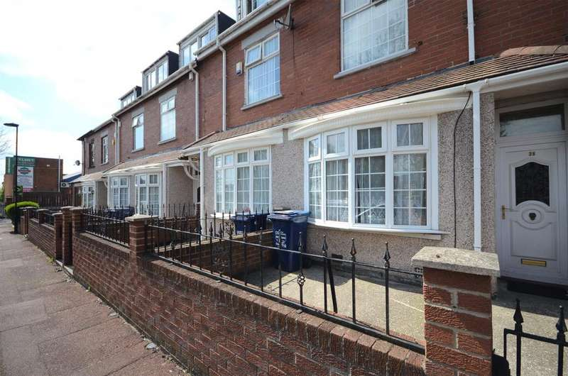 6 Bedrooms Terraced House for sale in Newcastle Upon Tyne