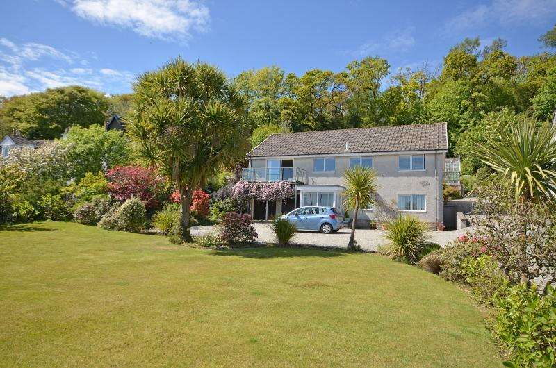 4 Bedrooms Detached House for sale in 68 Shore Road, Innellan, Dunoon, Argyll, PA23