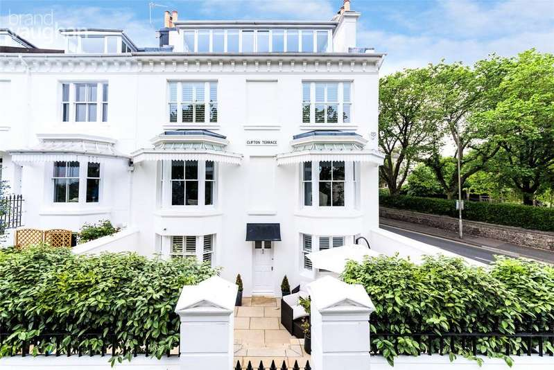 5 Bedrooms House for sale in Clifton Terrace, Brighton, BN1