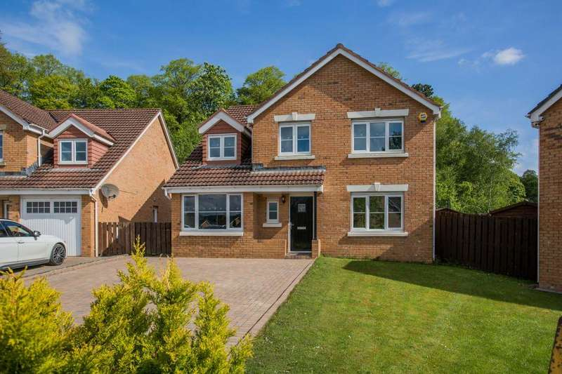 5 Bedrooms Detached House for sale in 58 John Neilson Avenue, Paisley, PA1 2SX