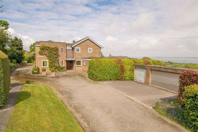 5 Bedrooms Detached House for sale in Pen Y Ball, Holywell