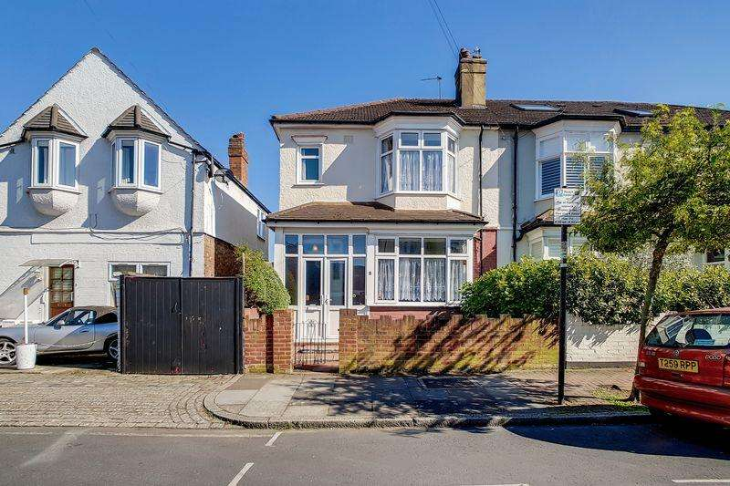 3 Bedrooms End Of Terrace House for sale in Create your own family home