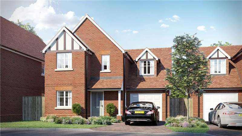 3 Bedrooms Detached House for sale in Elgar Avenue, Crowthorne, Berkshire, RG45