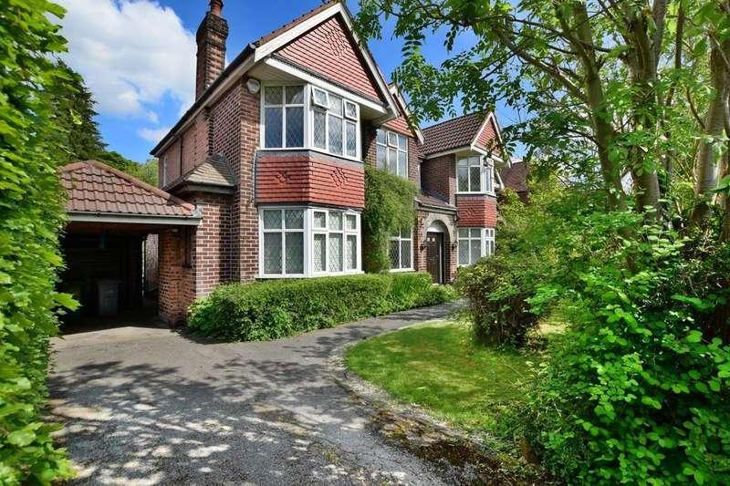5 Bedrooms Detached House for sale in Brereton Road, Handforth, Wilmslow, SK9