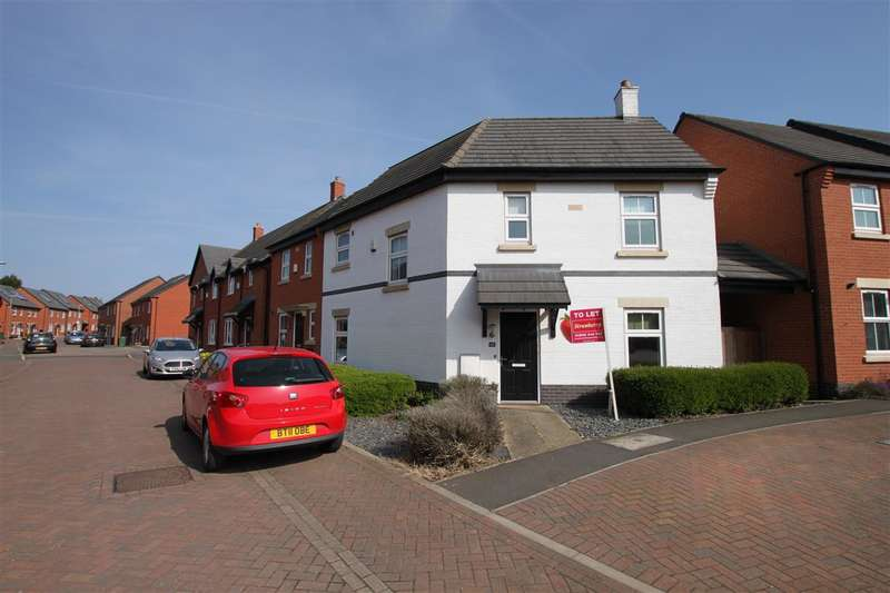 3 Bedrooms Semi Detached House for sale in Armitage Drive