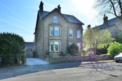 4 Bedrooms Semi Detached House for sale in Robertson Road, Buxton, Derbyshire