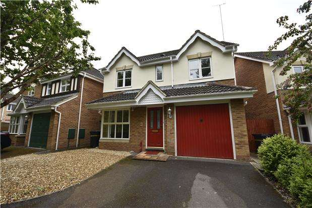 4 Bedrooms Detached House for sale in Stockwood Mews, St. Annes Park, Bristol, BS4 4QA