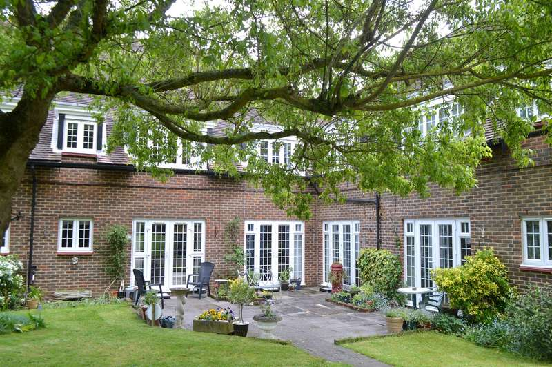 1 Bedroom Retirement Property for sale in Barnside Court, Welwyn Garden City, AL8