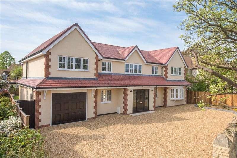 5 Bedrooms Detached House for sale in Bridge End, Bromham, Bedford, Bedfordshire