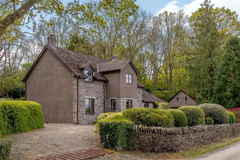 4 Bedrooms Detached House for sale in Priory Wood, Clifford, Hereford, Herefordshire