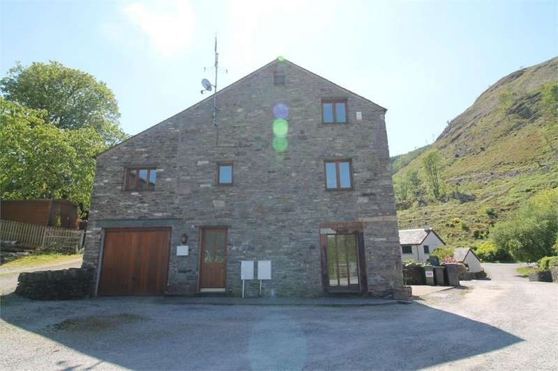 3 Bedrooms Mews House for sale in End Yan, Thornthwaite, KESWICK, Cumbria