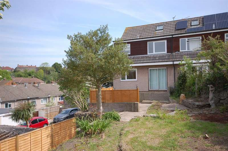 3 Bedrooms Semi Detached House for sale in Troopers Hill Road, St George, Bristol, BS5 8BU