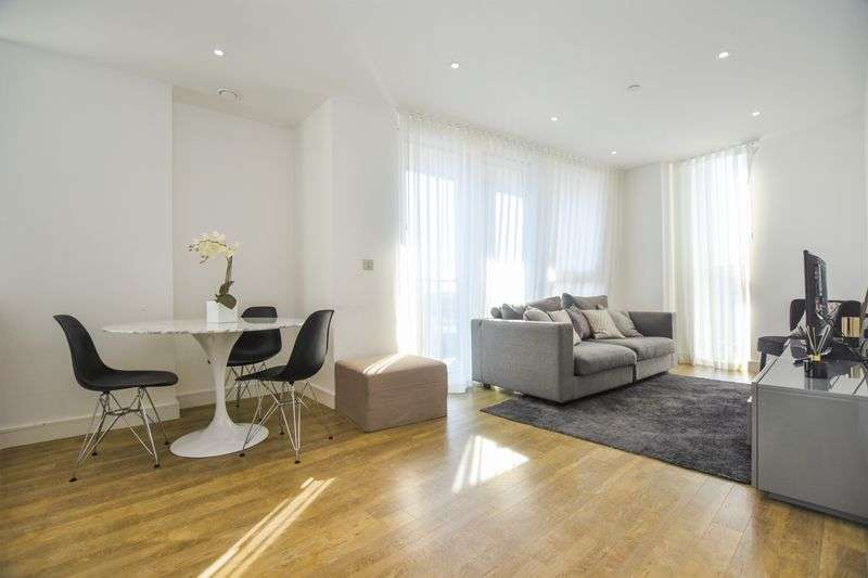 2 Bedrooms Property for sale in Pinto Tower, Nine Elms Point, Nine Elms