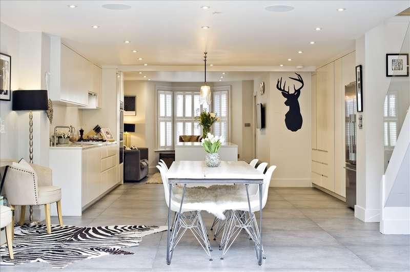 4 Bedrooms Terraced House for sale in Greenside Road, Shepherd's Bush W12