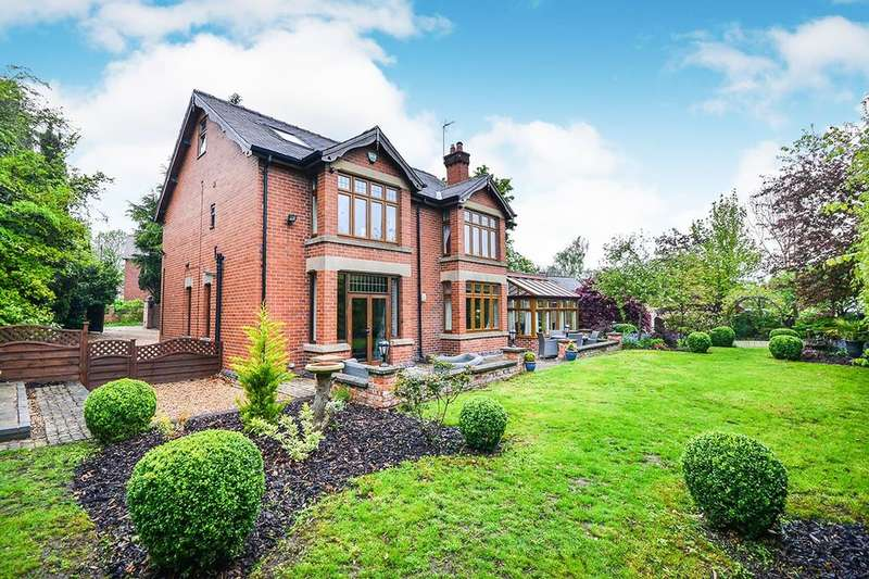 5 Bedrooms Detached House for sale in The Old Vicarage High Street, Loscoe, Heanor, DE75