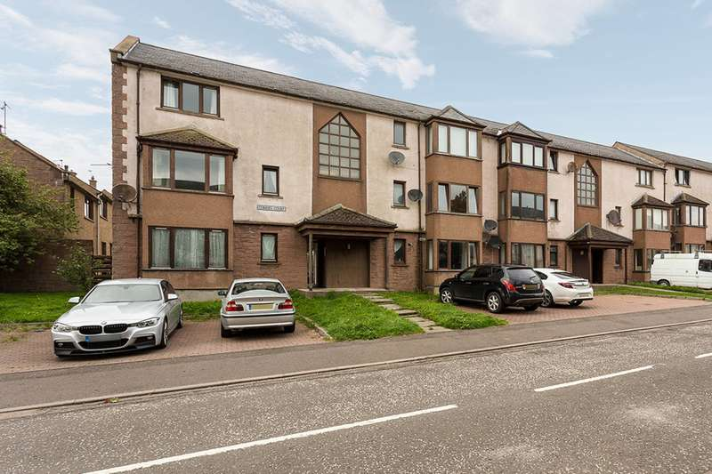 1 Bedroom Ground Flat for sale in Corries Court, Largo Street, Arbroath, Angus, DD11 5ET
