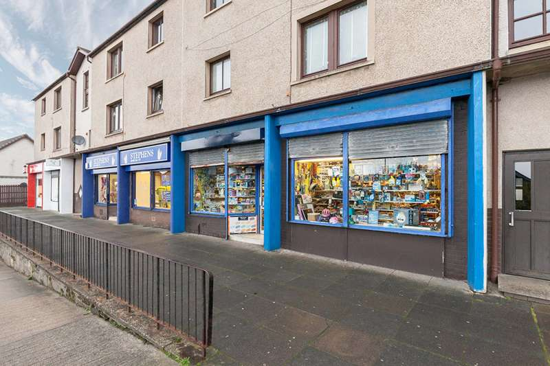 Commercial Property for sale in Duncan Crescent, Dunfermline, Fife, KY11 4BT