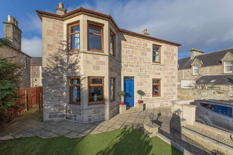 4 Bedrooms Detached House for sale in Mayne Road, Elgin, Moray, IV30 1NY