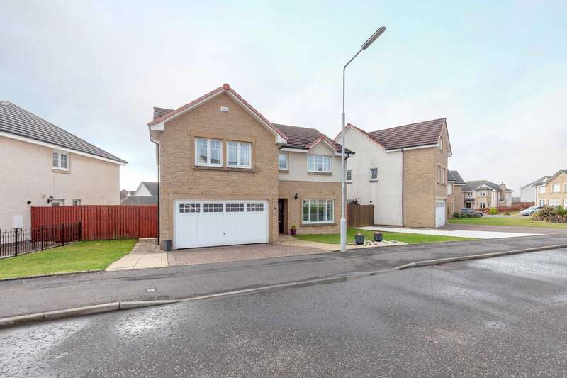4 Bedrooms Detached Villa House for sale in Manor Gardens, Dunfermline, Fife, KY11 8RW