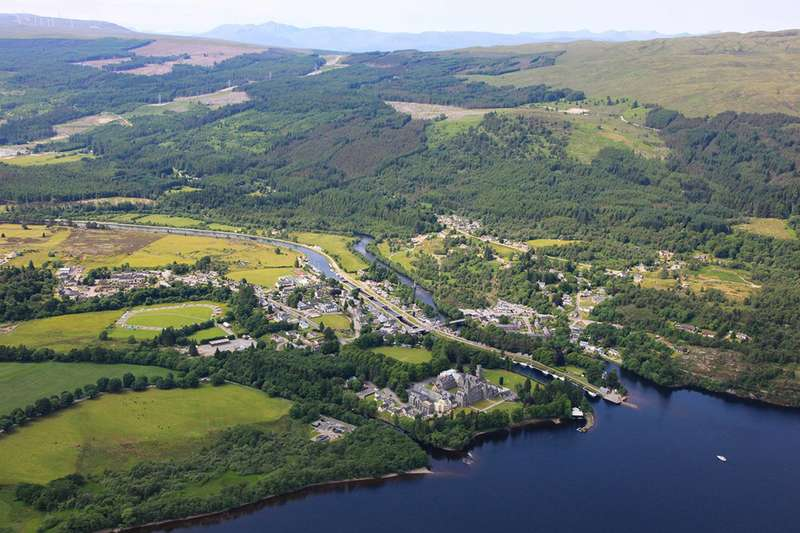 2 Bedrooms Flat for sale in The Highland Club, St. Benedicts Abbey, Fort Augustus, Highland, PH32 4DE