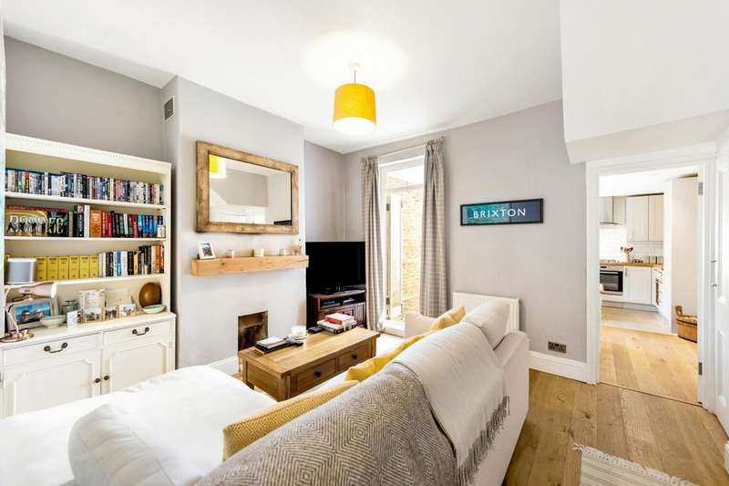 1 Bedroom Flat for sale in Arlingford Road, London, London SW2