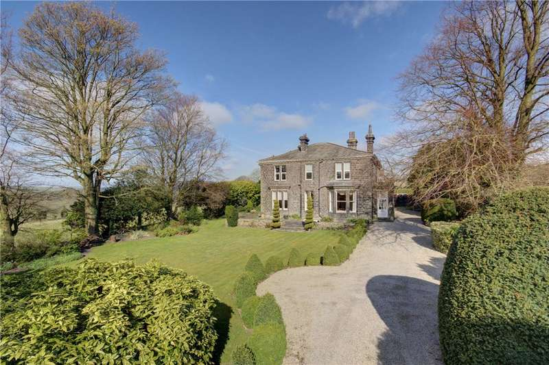 6 Bedrooms Detached House for sale in Oakfield House, Hazlewood, Skipton