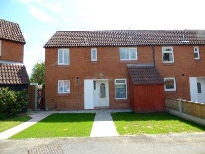 3 Bedrooms Semi Detached House for sale in Libson Close, Fearnhead, Warrington, Cheshire