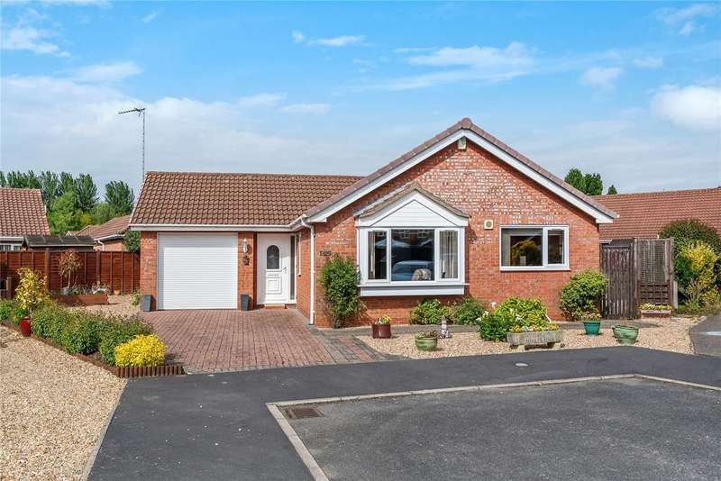 2 Bedrooms Detached Bungalow for sale in Haworth Way, Boston, PE21