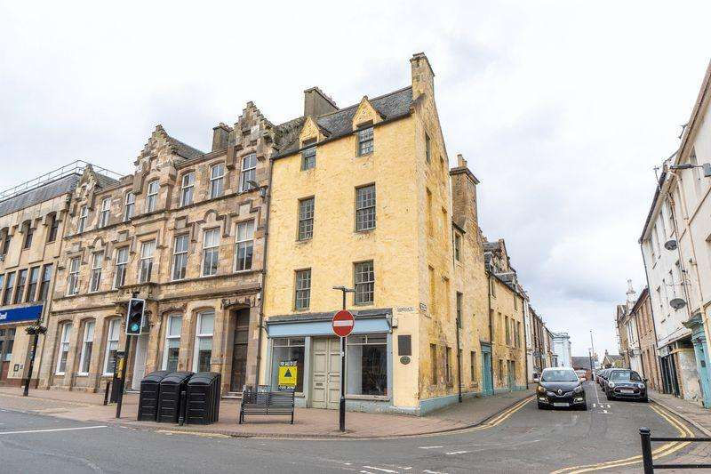 2 Bedrooms Flat for sale in 2,D Lady Cathcart House, Ayr, KA7 1BJ