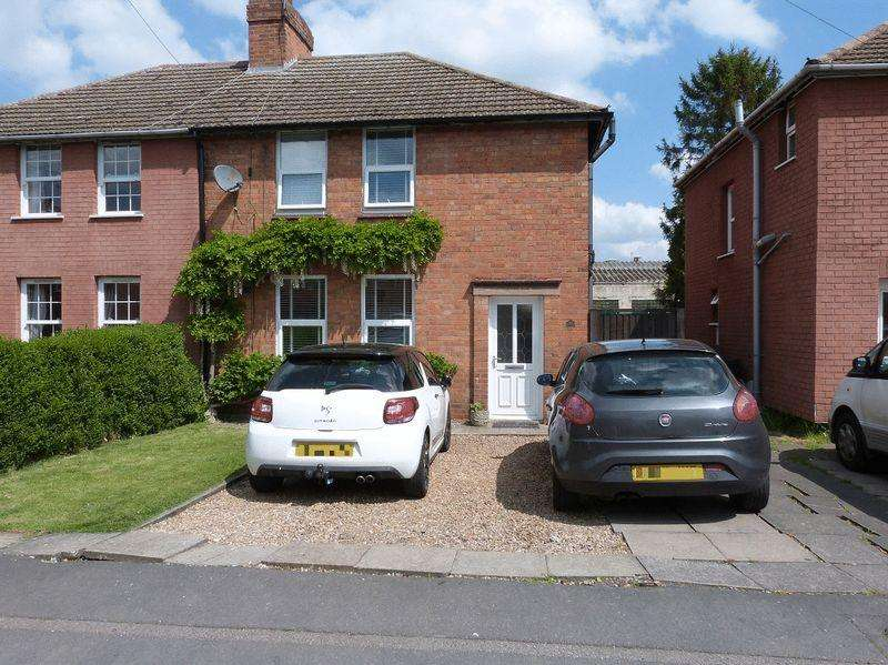 3 Bedrooms Semi Detached House for sale in Sandford Road Syston