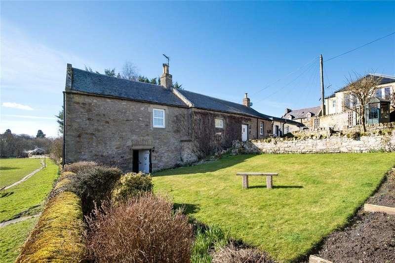 3 Bedrooms Detached House for sale in Rosyburn Cottage, Market Square, Coldstream, Berwickshire