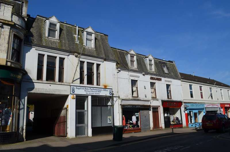 Commercial Property for sale in The Craigen, 85, Argyll Street, Dunoon, Argyll And Bute