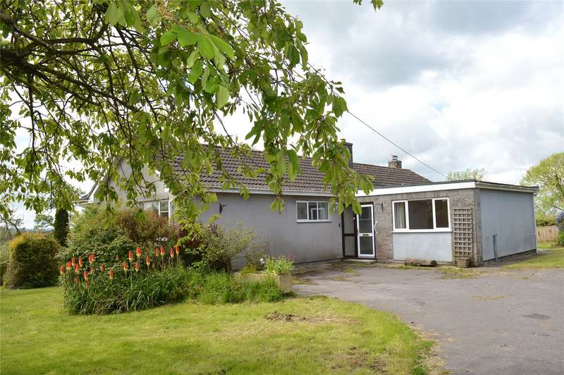 3 Bedrooms Detached Bungalow for sale in Ashton Way, Ashton, Wedmore, Somerset, BS28