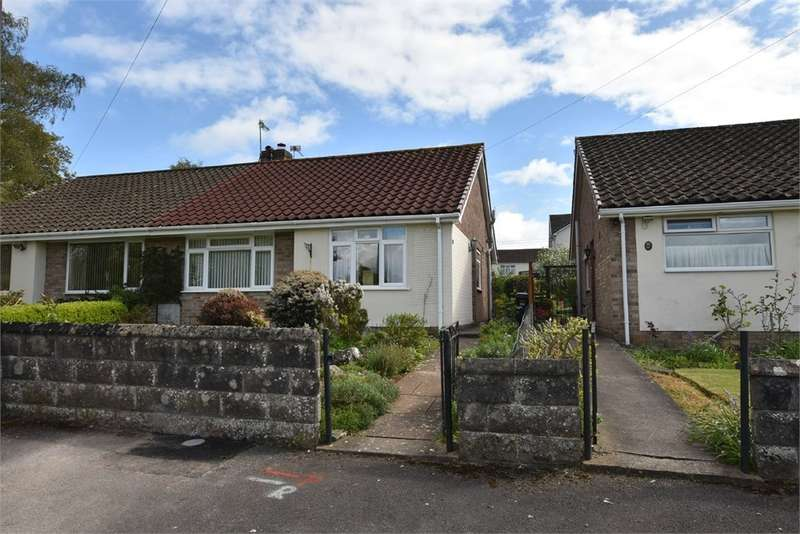 2 Bedrooms Semi Detached Bungalow for sale in Silverlow Road, Nailsea, Bristol, North Somerset