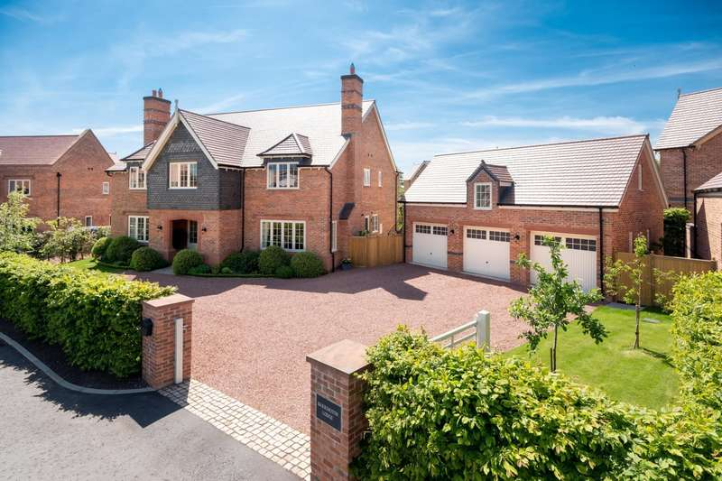 5 Bedrooms House for sale in 5 bedroom House Detached in Stretton