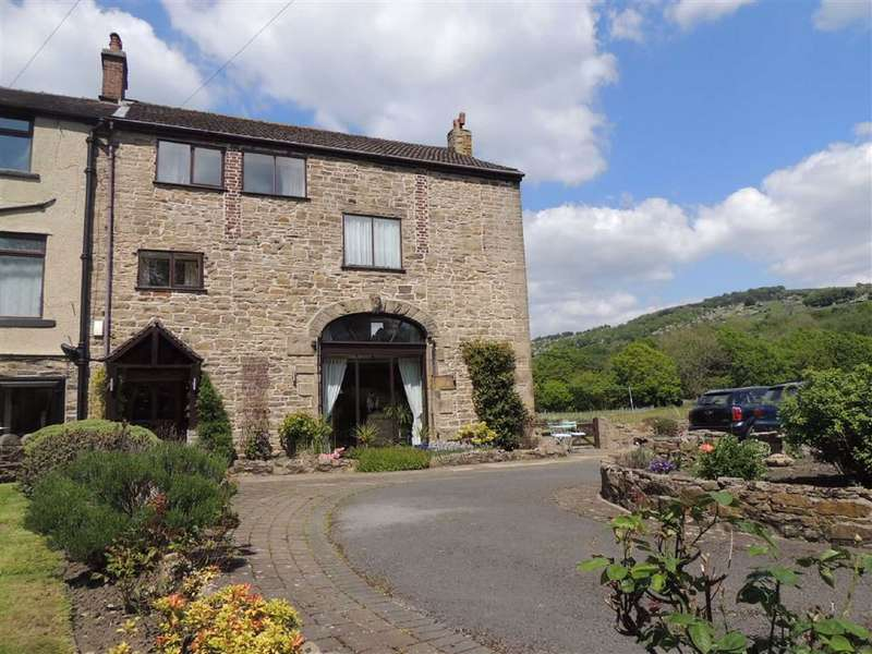 3 Bedrooms Barn Conversion Character Property for sale in Woodend Fold, Strines, Stockport