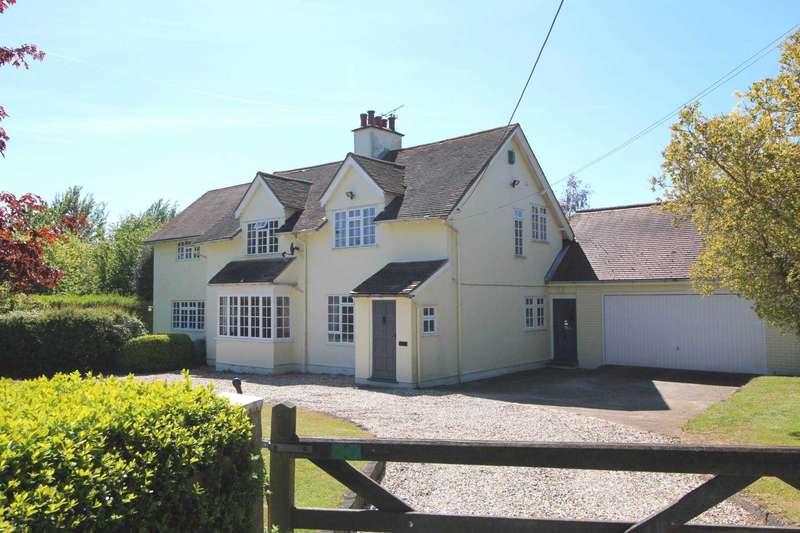 4 Bedrooms Detached House for sale in Wickham Hall Lane, Wickham Bishops