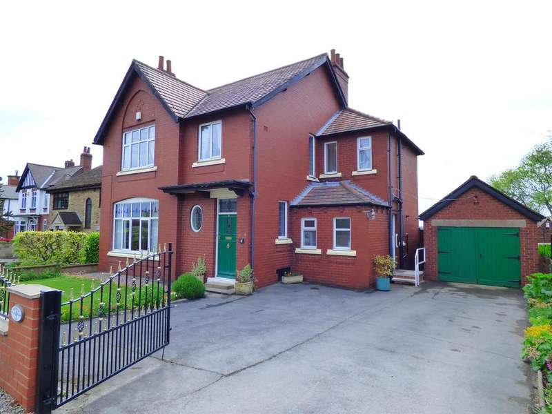 4 Bedrooms Detached House for rent in Sheepwalk Lane, Castleford, WF10 3HP