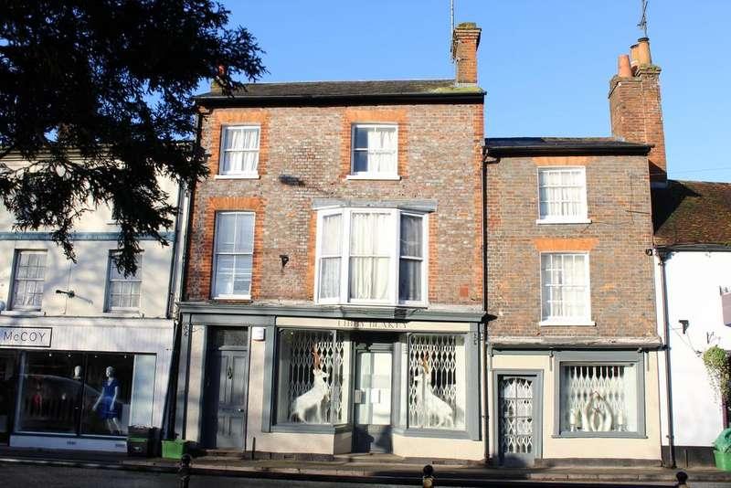 2 Bedrooms Flat for sale in 3 Bridge Street, Hungerford RG17