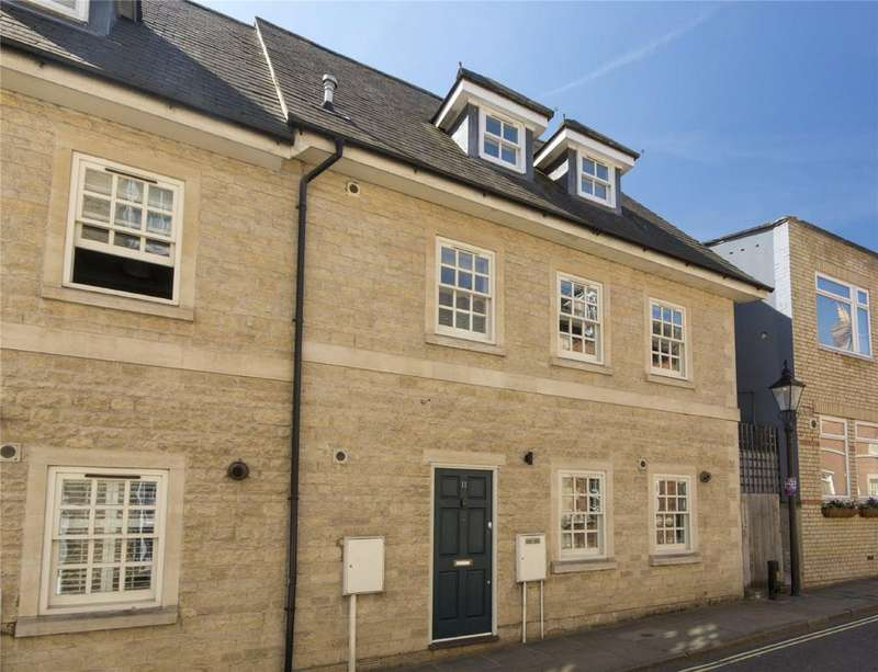4 Bedrooms House for sale in Blackfriars Street, Stamford, Lincolnshire