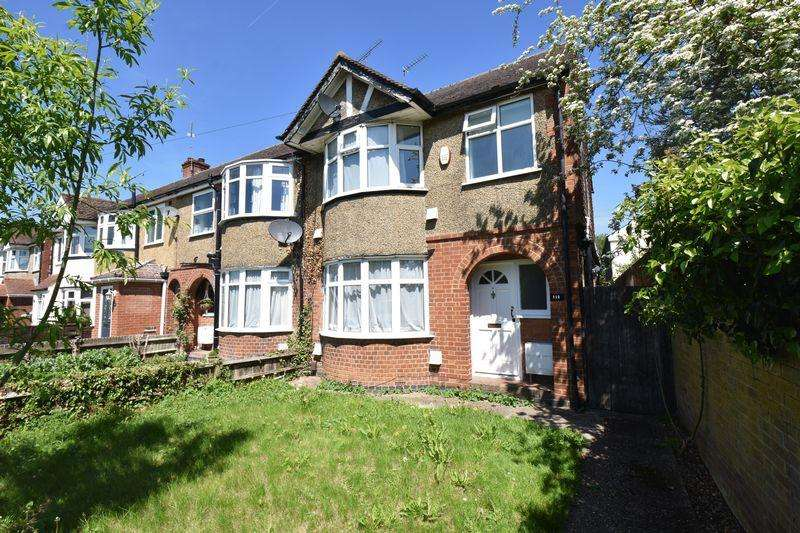 3 Bedrooms End Of Terrace House for sale in London Road, Dunstable