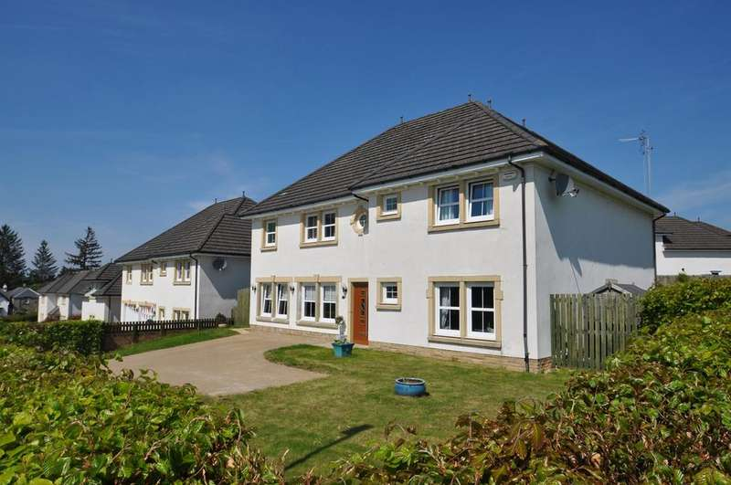 5 Bedrooms Detached House for sale in Picketlaw Farm Road, Carmunock, Glasgow, G76