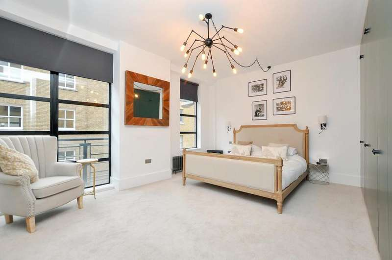 3 Bedrooms Flat for sale in Chilton Street, London