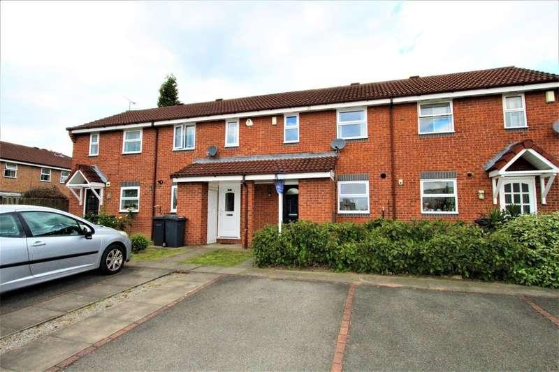 2 Bedrooms Property for sale in Murden Way, Beeston, Nottingham, NG9