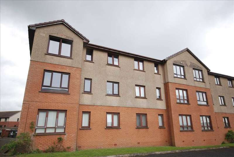 2 Bedrooms Apartment Flat for sale in Parkend Gardens, Saltcoats